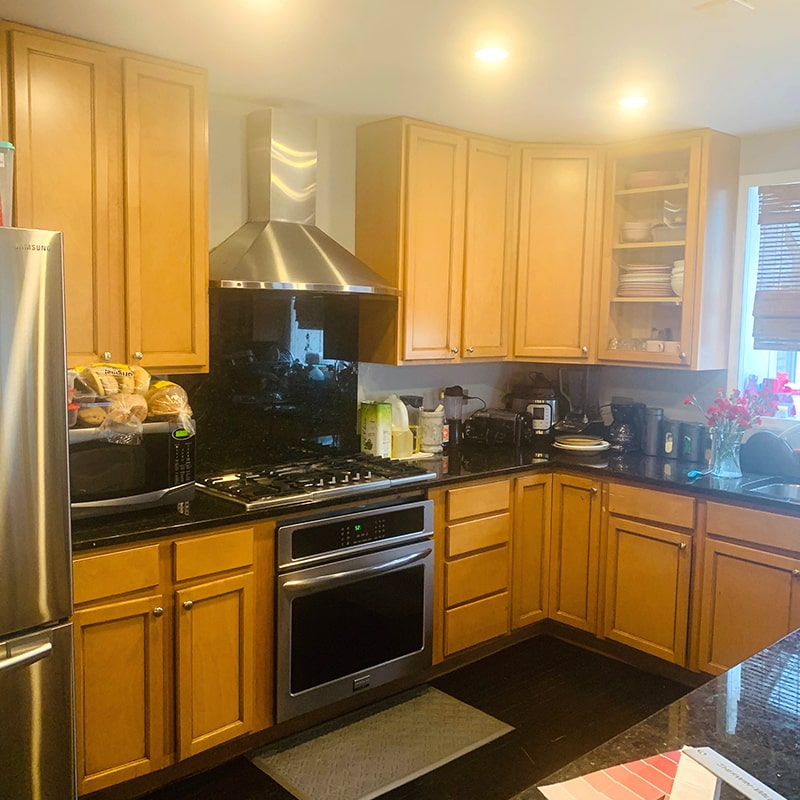 Where is the Best Professional Kitchen Cabinet Painting ...